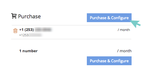Purchase and Configure